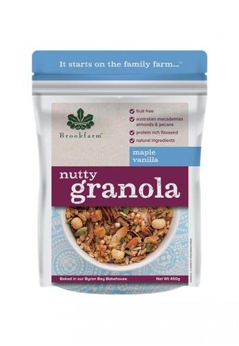 Livebetterasia Singapore Brookfarm Nutty Granola - Maple Vanilla 350g 20060ES36243D7GS_1