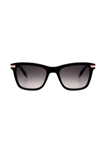 Furla Furla SFU037 Black Sunglasses  FU454AC0RAMHMY_1