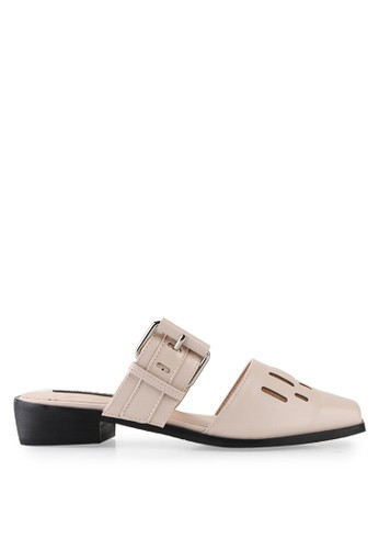 Mandy's beige Mandy's Shopper Beige Sandals MA947SH58CRXID_1