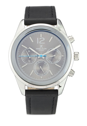 Daniel Klein black Daniel Klein Black Male Watches - DK10722-7 F2EE5AC94C9F10GS_1