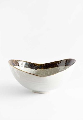 KRA Sanctuary white Satay Shell Sharing Dish (XL) 1D204HLA1A88C5GS_1