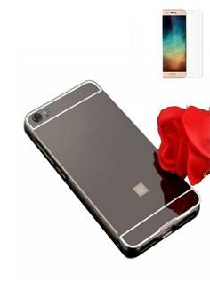 M-Series Mirror Back Case for Xiaomi Mi 5 Bundled w/ Tempered Glass