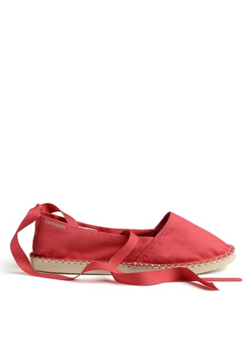 fd891d547 Shop Havaianas Origine Slim 17 Espadrilles Online on ZALORA Philippines