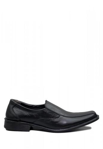 D-Island black D-Island Shoes Slip On Office Luxury Genuine Leather Black 3A03ASHBA6DE3FGS_1