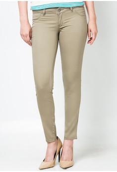 Abby Satin Non Denim Pants