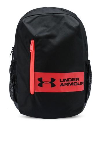 Under Armour black UA Roland Backpack B262CAC8316668GS_1