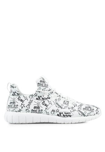 Call It Spring white Alaori Sneakers C6C7FSHD100FF1GS_1