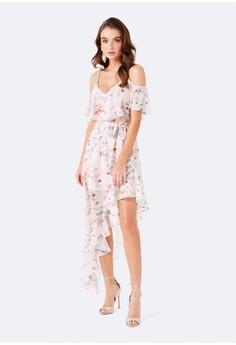 Ashley Cold Shoulder Dress