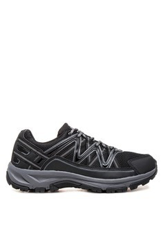 Trail Finder Lace up Sneakers