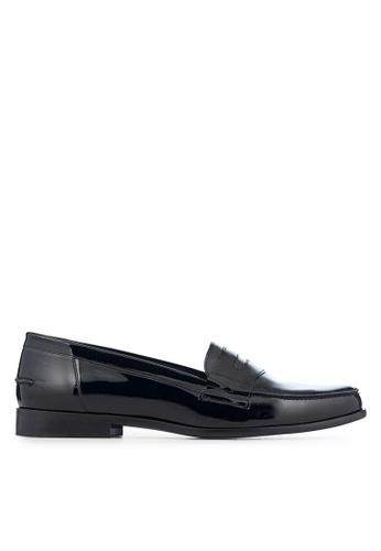 Minelli black F61 921/VER Patent Leather Penny Loafers - Eurydice MI352SH0FG0SSG_1