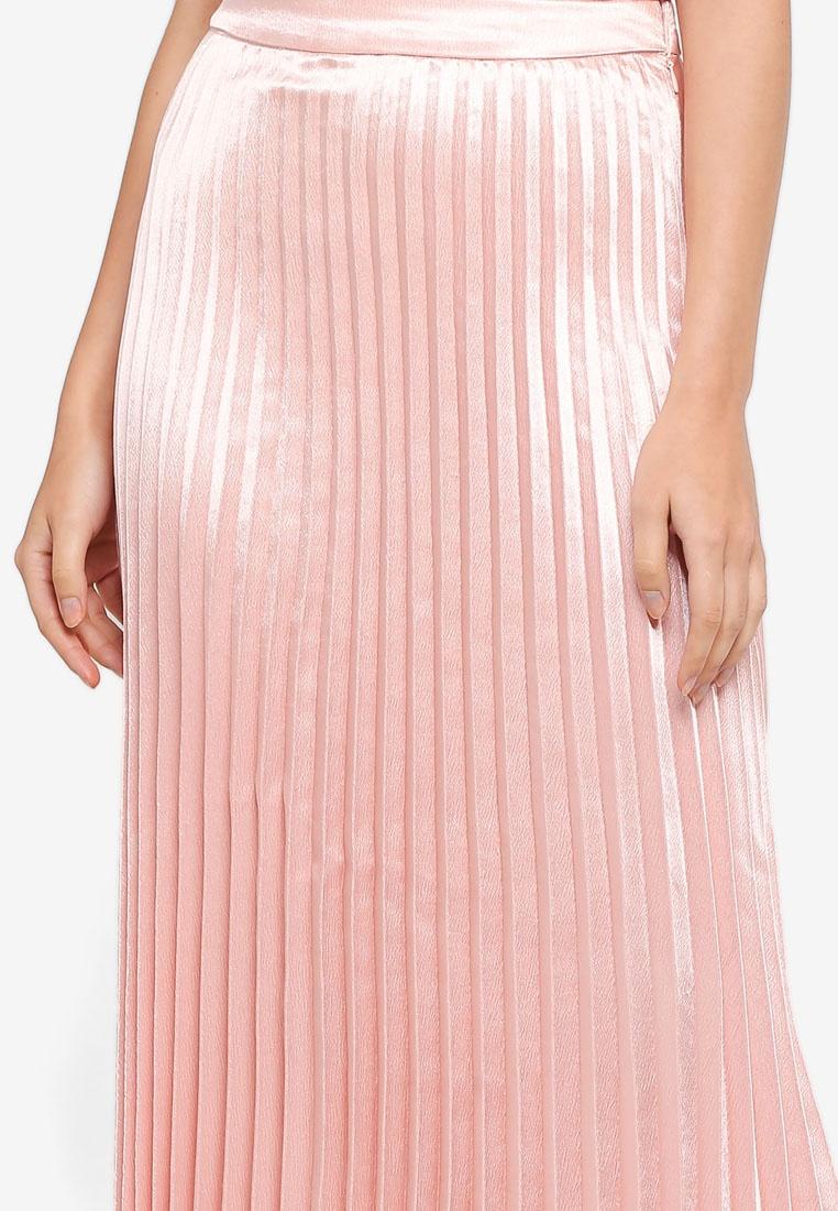 Peach Vero Jasmine Melba Maxi Moda Skirt qqaIxw8r1