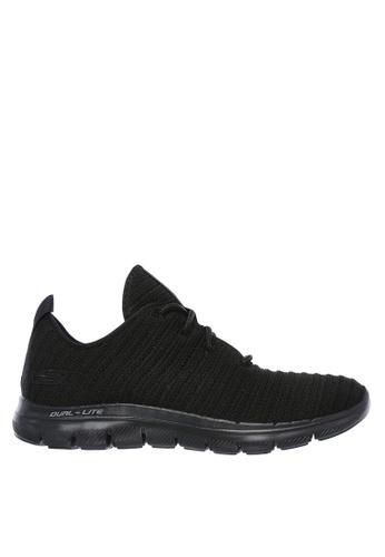 b4b5f774f54e Shop Skechers Flex Appeal 2.0 Estate Sneakers Online on ZALORA ...
