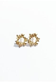 Clover Leaf Stud Earrings