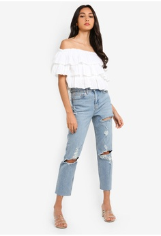 8b0a6371c3c9 Buy TOPSHOP Tops For Women Online on ZALORA Singapore