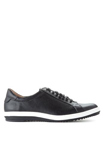 Bristol Shoes black Samson Black Sneaker BR842SH90TVXPH_1