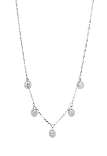 Dear Addison silver Moonlight Necklace FBAA0ACD1D8BCCGS_1