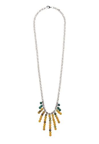 TEMU 串珠墜飾項鍊, 飾品配件, esprit 寢具飾品配件