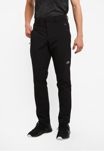 The North Face black TNF M LIGHTEN 50 PANT-AP TNF BLK TH879AA0FMCQSG_1