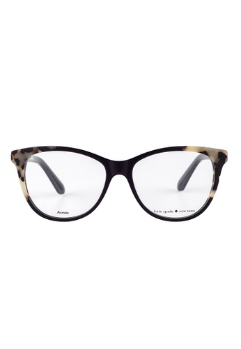Kate Spade Kate Spade Johnna Tortoise Eyeglasses WR7 KA433AC79JZOMY_1