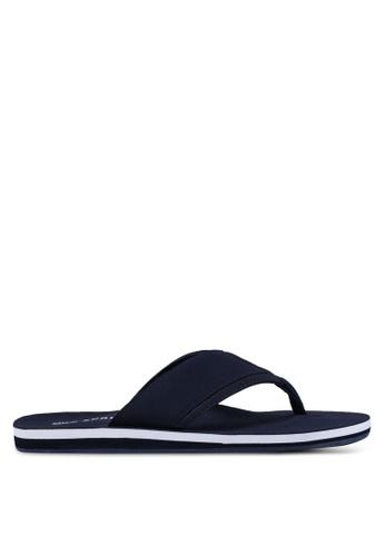 Call It Spring navy Jickson Beach Sandals 1D287SH97C4EFAGS_1