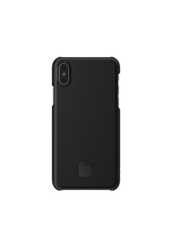"happy plugs black Happy Plugs Slim Case for iPhone X/iPhone XS (5.8"") - Black 4BC05ACC6AED42GS_1"