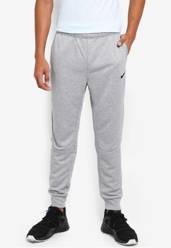 Nike black and grey Men's Nike Dry Taper Fleece Pants DDCA3AA93CA9D4GS_1