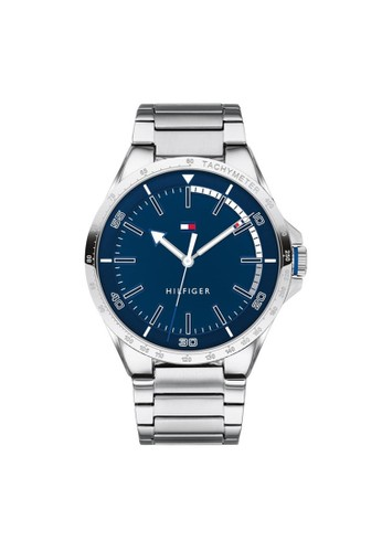 Tommy Hilfiger Watches silver RIVER Silver 5B21FAC6974809GS_1