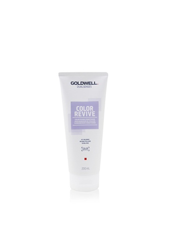 Goldwell GOLDWELL - Dual Senses Color Revive Color Giving Conditioner - # Icy Blonde 200ml/6.7oz 3449DBE3B921F7GS_1