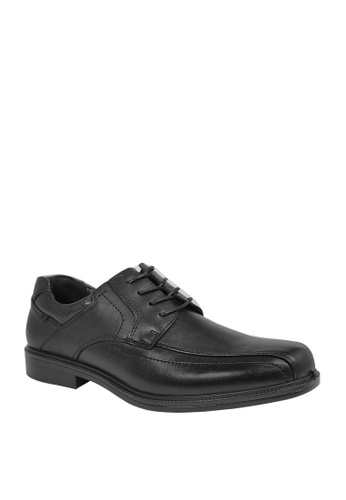 Hush Puppies black Mens Titus LU_BT Dress Casual 02BF6SH900CDCEGS_1