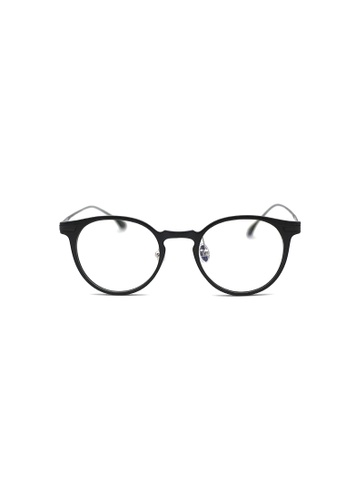 Kyfer's Eyewear & Essentials black OP Round Vintage Glasses KY376AC0FTR8SG_1