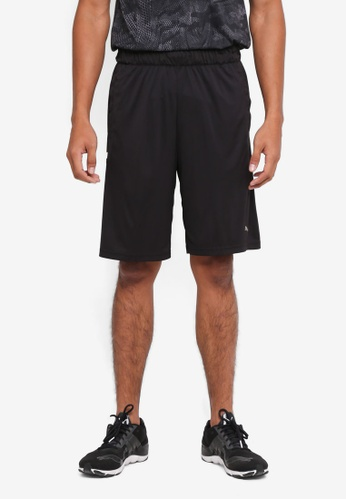 Puma black Energy Knit Shorts PU549AA0SWG9MY_1