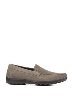 b48728be73792 Buy Geox Men Loafers & Boat Shoes Online | ZALORA Hong Kong