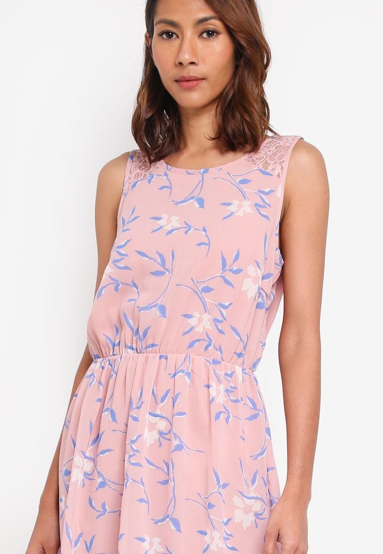 6e25e1ecd4e9 Detail Vero Shea Moda Print Lace Dress Zephyr Shea D2 S l 2 TxatZ ...