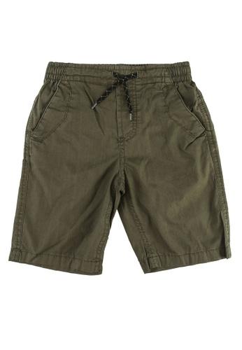 OVS grey Boys Casual Trousers C1B0CKA1C40807GS_1