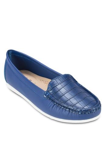 esprit 台北Thana 休閒莫卡辛鞋, 女鞋, 懶人鞋