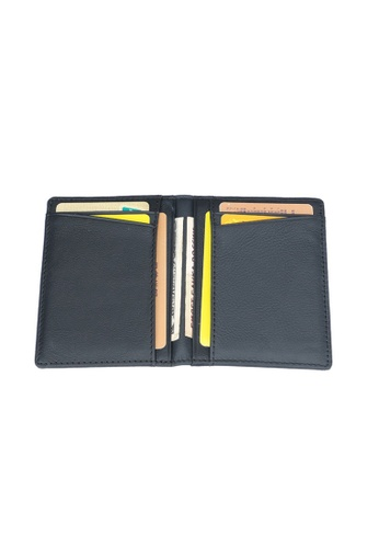 b44ca15c94 Grained Leather Card Holder (CH19002)