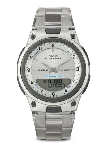 Casio white Casio Watch Aw-80D-7Avdf-Id 6E6DBACE4F42F0GS_1