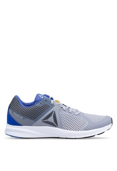 a4fde2ee6ed Reebok grey Running Core Endless Road Shoes 33FD5SHAC1C790GS 1