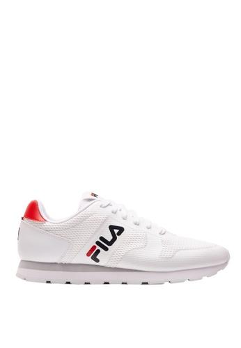 FILA white RJ-Retro Jogger Shoes E05D4SH0AF502CGS_1