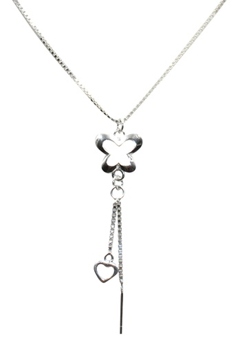 Venice Jewelry silver Savannah Necklace VE564AC38KKVPH_1