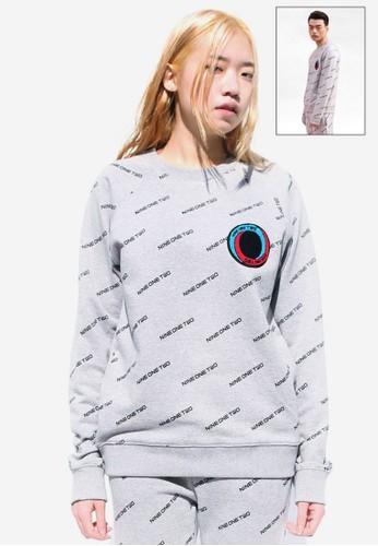 9 by 91,2esprit 工作 Seoul Deluxe 長袖衫, 服飾, 運動T恤