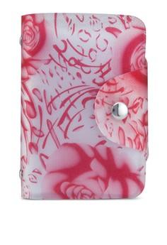 Rose Jelly Card Holder