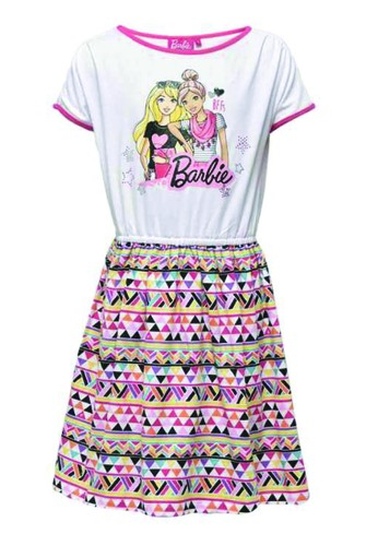 Barbie white Dress E3D7BKA0AA4B26GS_1
