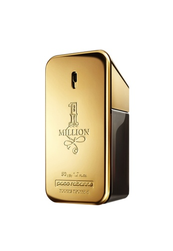 Paco Rabanne Paco Rabanne 1 Million Eau de Toilette for Men 50ml 1B2A0BEF83BA4EGS_1