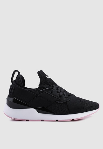 33c4b3a3ef90cc Puma Select black Select Muse Bio-Hacking Women s Shoes C7685SH3913C61GS 1