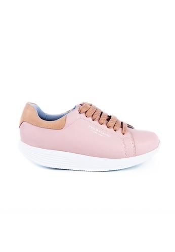 Twenty Eight Shoes pink PEN WALKING functional shoes D9055SH0A9BF59GS_1