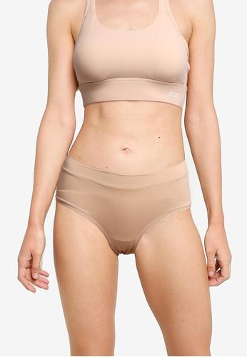 Lorna Jane beige Feel Naked Briefs 3B6F0US1225F5FGS_1