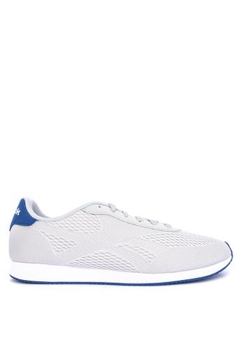 Reebok white Royal CL Jog 2PX Lifestyle Sneakers 2A29ESH4A7D640GS_1
