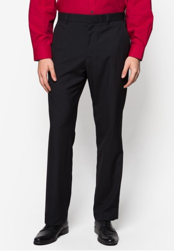 直筒西裝長褲, 服飾, zalora 包包評價直筒褲