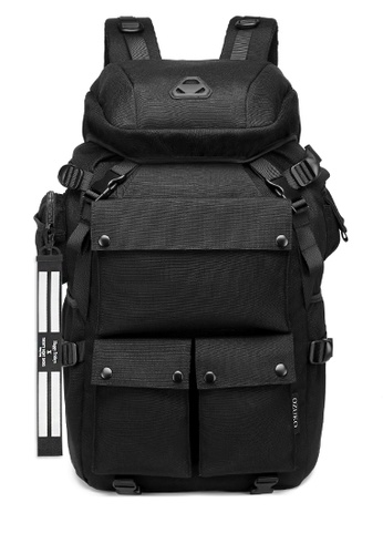 Twenty Eight Shoes black Multifunctional Camping Backpacks OZ9279 D3DC1AC5C86EE8GS_1